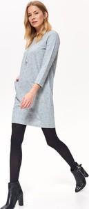 Sukienka Top Secret w stylu casual mini oversize