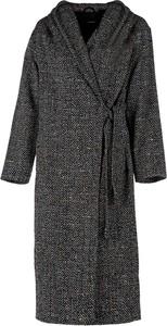 Płaszcz By Insomnia w stylu casual z wełny