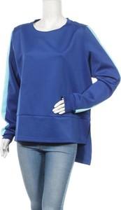 Bluzka Icepeak z długim rękawem w stylu casual z okrągłym dekoltem