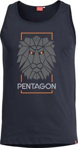 T-shirt Pentagon z nadrukiem