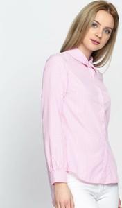 Koszula born2be z bawełny z długim rękawem