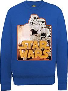 Niebieska bluza dziecięca STAR WARS