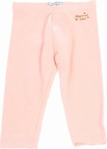 Różowe legginsy dziecięce Mayoral