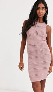 Sukienka Asos bez rękawów ołówkowa