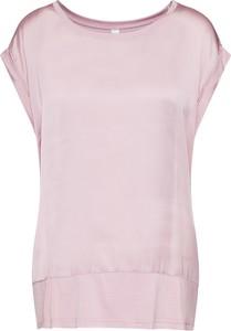 Bluzka Soyaconcept z krótkim rękawem w stylu casual