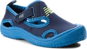 Niebieskie buty dziecięce letnie New Balance