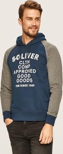 Bluza S.Oliver z bawełny