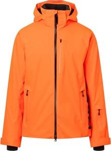 Pomarańczowa kurtka Bogner krótka
