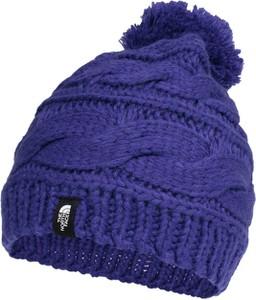 Granatowa czapka The North Face