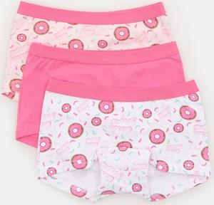 Różowe majtki dziecięce Sinsay dla dziewczynek