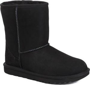 Buty dziecięce zimowe UGG Australia z wełny