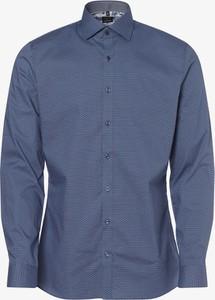 Niebieska koszula Olymp No. Six