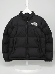 Czarna kurtka dziecięca The North Face