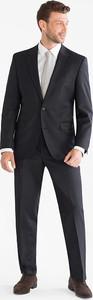 Granatowy garnitur Westbury