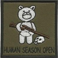 Plakietka Haasta Haft Human Season Open Bear (PHHSOB)