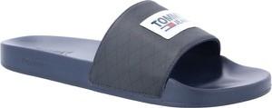 Niebieskie buty letnie męskie Tommy Jeans
