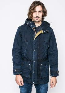 Niebieska kurtka Pepe Jeans
