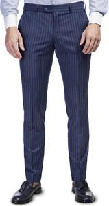 Spodnie Giacomo Conti z wełny