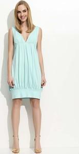 Sukienka Makadamia w stylu casual bez rękawów mini