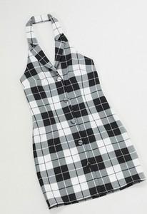 Sukienka Vintage Supply dopasowana mini