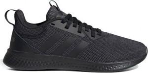 Buty sportowe Adidas sznurowane z tkaniny z płaską podeszwą