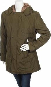 Zielona kurtka Clocolor