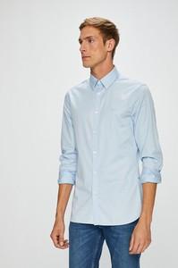 Błękitna koszula Guess Jeans