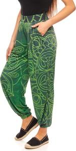 Zielone spodnie Grupa Ventus