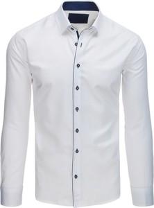 Koszula Dstreet z bawełny z klasycznym kołnierzykiem