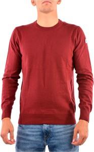 Czerwony sweter North Sails w stylu casual