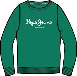 Zielona bluza dziecięca Pepe-jeans