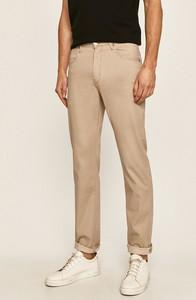 Spodnie Wrangler z bawełny