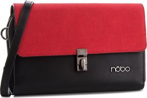 Czerwona torebka NOBO w młodzieżowym stylu