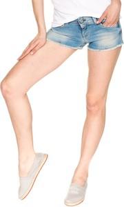 Niebieskie szorty Pepe Jeans