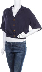 Niebieska koszula Zara Trafaluc