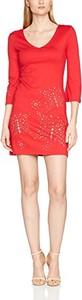 Czerwona sukienka Desigual