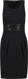 Sukienka Armani Exchange bez rękawów w stylu casual