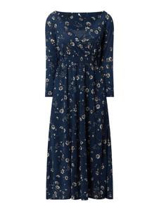 Sukienka Only z dekoltem w kształcie litery v midi