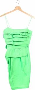 Zielona sukienka Pinko