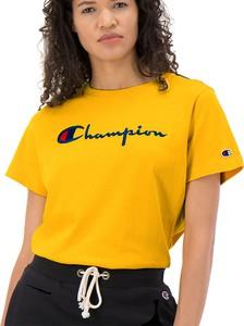 Bluzka Champion z bawełny w sportowym stylu