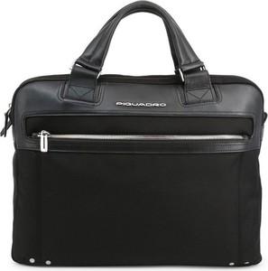Czarna torebka PIQUADRO