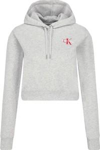 Bluza Calvin Klein krótka w sportowym stylu
