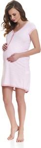 Doctornap Koszula do karmienia ciążowa 5038 sweet pink