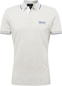 Koszulka polo Boss w stylu casual z krótkim rękawem