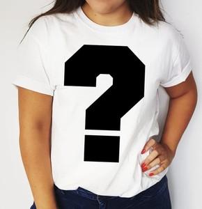 Bluzka Time For Fashion w młodzieżowym stylu z nadrukiem z krótkim rękawem