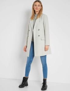 Płaszcz ORSAY z wełny w stylu casual
