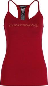 Top EA7 Emporio Armani w stylu casual