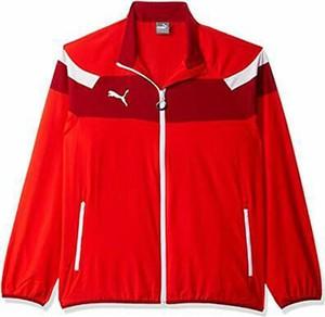 Czerwona kurtka Puma krótka