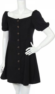 Czarna sukienka Unique 21 mini