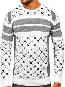 Sweter Denley z bawełny